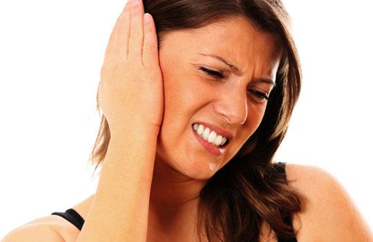 Aliviar el dolor de oído