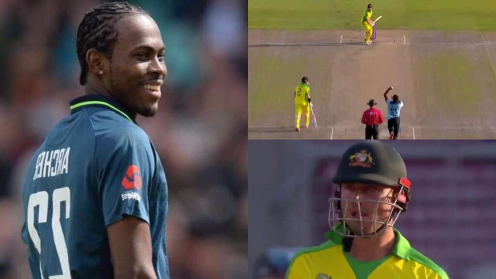 Jofra Archer, Archer, Marcus Stoinis, Stoinis, ENG vs AUS, England Vs Australia, #ENGvAUS, Manchester, Old Trafford,